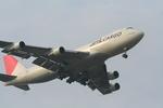 かみじょー。さんが、成田国際空港で撮影した日本航空 747-246B(SF)の航空フォト(写真)