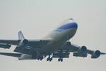 かみじょー。さんが、成田国際空港で撮影した日本貨物航空 747-281B(SF)の航空フォト(写真)