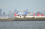 ひでかずさんが、羽田空港で撮影した全日空 767-381の航空フォト(写真)