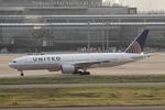 JA8964さんが、羽田空港で撮影したユナイテッド航空 777-222/ERの航空フォト(写真)