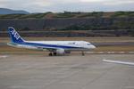 pringlesさんが、長崎空港で撮影した全日空 A320-211の航空フォト(写真)