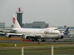 ktaroさんが、成田国際空港で撮影した日本アジア航空 747-246Bの航空フォト(写真)