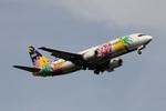 YASKYさんが、羽田空港で撮影したソラシド エア 737-4M0の航空フォト(写真)