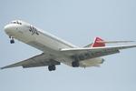 かみじょー。さんが、羽田空港で撮影した日本航空 MD-87 (DC-9-87)の航空フォト(写真)