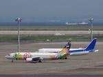 kei604さんが、羽田空港で撮影したソラシド エア 737-4M0の航空フォト(写真)