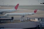 ユキモリさんが、羽田空港で撮影した日本航空 MD-90-30の航空フォト(写真)