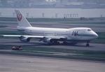 ノリちゃんさんが、羽田空港で撮影した日本航空 747-246Bの航空フォト(写真)