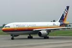 kinsanさんが、鹿児島空港で撮影した日本航空 A300B4-203の航空フォト(写真)