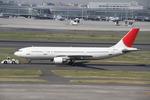 かんちゃんさんが、羽田空港で撮影した日本航空 A300B4-622Rの航空フォト(写真)