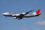 Nobu-oji_NEXUS6さんが、成田国際空港で撮影した日本航空 747-446F/SCDの航空フォト(写真)