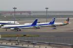 エアポートひたちさんが、羽田空港で撮影したソラシド エア 737-4M0の航空フォト(写真)
