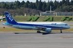 ぶる~すかい。さんが、成田国際空港で撮影した全日空 A320-211の航空フォト(写真)