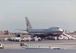 ノリちゃんさんが、羽田空港で撮影した日本航空 747SR-46の航空フォト(写真)