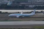 paje0433さんが、羽田空港で撮影したオマーン空軍 A320-214X CJ Prestigeの航空フォト(写真)