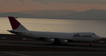 ありさんが、中部国際空港で撮影した日本航空 747-246F/SCDの航空フォト(写真)
