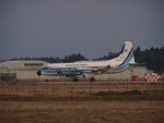 木人さんが、茨城空港で撮影した海上保安庁 YS-11A-200の航空フォト(写真)