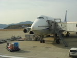 pringlesさんが、長崎空港で撮影した全日空 747-481の航空フォト(写真)