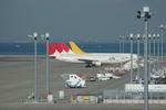 きんめいさんが、中部国際空港で撮影した日本航空 A300B4-622Rの航空フォト(写真)