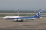 ちょっぱさんが、羽田空港で撮影した全日空 747-481(D)の航空フォト(写真)