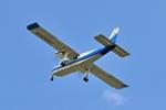 NikomD750さんが、調布飛行場で撮影した新中央航空 BN-2B-20 Islanderの航空フォト(写真)