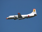 木人さんが、下総航空基地で撮影した海上自衛隊 YS-11A-206T-Aの航空フォト(写真)