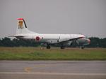 木人さんが、木更津飛行場で撮影した海上自衛隊 YS-11A-206T-Aの航空フォト(写真)