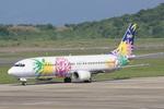 pringlesさんが、長崎空港で撮影したスカイネットアジア航空 737-4M0の航空フォト(写真)