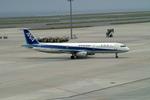 メニSさんが、中部国際空港で撮影した全日空 A321-131の航空フォト(写真)