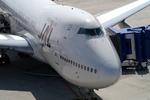 メニSさんが、中部国際空港で撮影した日本航空 747-246Bの航空フォト(写真)