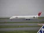 マッハGoさんが、羽田空港で撮影した日本航空 MD-90-30の航空フォト(写真)