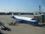 Sean0624さんが、クリーブランド・ホプキンス国際空港で撮影したエクスプレスジェット・エアラインズ ERJ-145LRの航空フォト(写真)