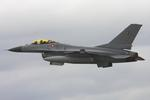 mountainhomeさんが、フェアフォード空軍基地で撮影したデンマーク空軍 F-16AM Fighting Falconの航空フォト(写真)