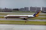 オフコースYESさんが、伊丹空港で撮影した日本エアシステム MD-87 (DC-9-87)の航空フォト(写真)