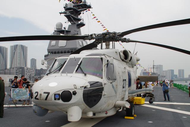 海上自衛隊 Mitsubishi SH-60K 8427 晴海ふ頭  航空フォト | by kanadeさん