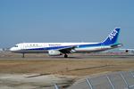 KEI3desuさんが、福岡空港で撮影した全日空 A321-131の航空フォト(写真)