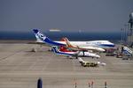 メニSさんが、中部国際空港で撮影した日本貨物航空 747-281F/SCDの航空フォト(写真)