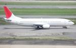 masa707さんが、福岡空港で撮影した日本トランスオーシャン航空 737-429の航空フォト(写真)