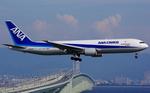 yuuka no kazeさんが、関西国際空港で撮影した全日空 767-381F/ERの航空フォト(写真)