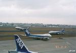 JOY-AIRさんが、羽田空港で撮影した全日空 747SR-81の航空フォト(写真)