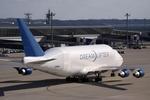 なごやんさんが、中部国際空港で撮影したボーイング 747-409(LCF) Dreamlifterの航空フォト(写真)