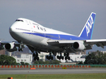 たぁさんが、伊丹空港で撮影した全日空 747SR-81の航空フォト(写真)