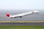 kingmengraiさんが、羽田空港で撮影した日本航空 MD-90-30の航空フォト(写真)