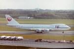 オフコースYESさんが、成田国際空港で撮影した日本航空 747-246Bの航空フォト(写真)