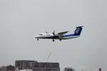 たろさんが、伊丹空港で撮影したANAウイングス DHC-8-314Q Dash 8の航空フォト(写真)