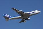 StarJet777さんが、成田国際空港で撮影した全日空 747-481の航空フォト(写真)