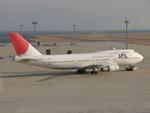 きんめいさんが、中部国際空港で撮影した日本航空 747-346の航空フォト(写真)
