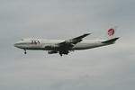 気分屋さんが、成田国際空港で撮影した日本アジア航空 747-246Bの航空フォト(写真)