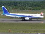 TUBEさんが、新千歳空港で撮影した全日空 A320-211の航空フォト(写真)