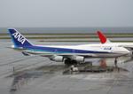 なごやんさんが、中部国際空港で撮影した全日空 747-481の航空フォト(写真)