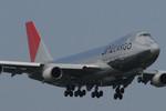 banshee01さんが、成田国際空港で撮影した日本航空 747-446F/SCDの航空フォト(写真)